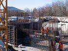 Ход строительства дома № 2 в ЖК Книги - фото 12, Март 2021