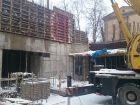 Ход строительства дома №1 в ЖК Премиум - фото 144, Январь 2017
