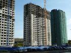 Ход строительства дома № 7 в ЖК Аквамарин - фото 16, Октябрь 2017