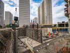 ЖК Zапад (Запад) - ход строительства, фото 52, Июнь 2019