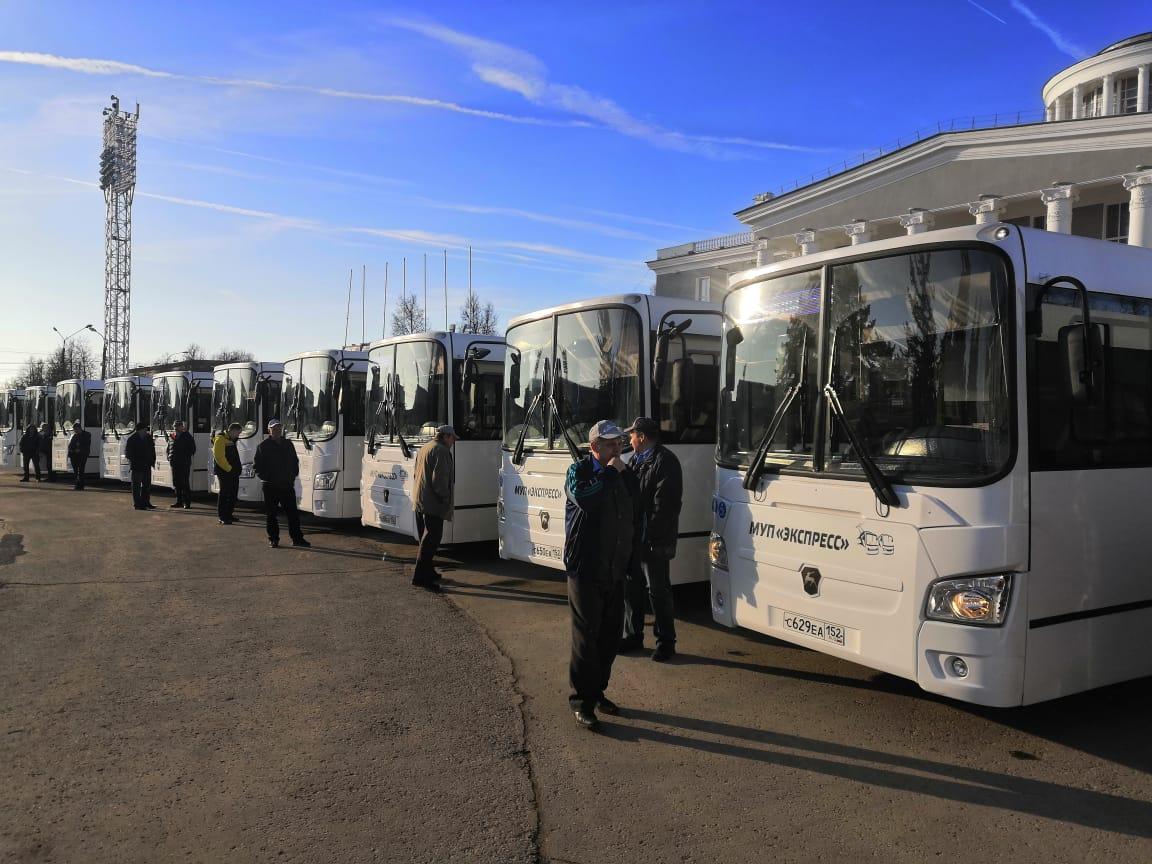 Программу обновления муниципальных автопарков разработают в Нижегородской области