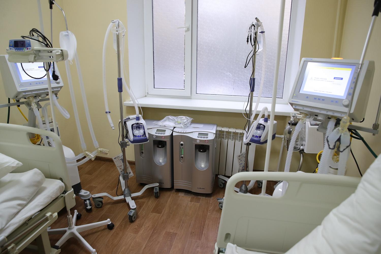 Ковидный госпиталь на 100 коек откроют с февраля в Новошахтинске