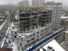 Ход строительства дома № 1 в ЖК Дом с террасами - фото 83, Февраль 2016