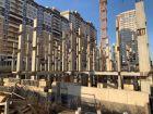 ЖК Горизонт - ход строительства, фото 107, Ноябрь 2019
