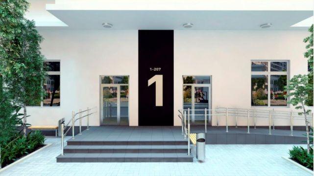 Дом Литер 1 в ЖК Первый - фото 4