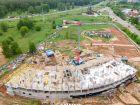 Ход строительства дома № 5 в ЖК Ватсон - фото 21, Июнь 2021