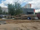 Ход строительства дома № 2 в ЖК АВИА - фото 13, Июль 2019
