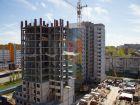 Ход строительства дома № 1 в ЖК Город чемпионов - фото 46, Май 2015