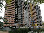 ЖК Старт - ход строительства, фото 22, Сентябрь 2020
