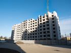 Ход строительства дома 63 в ЖК Москва Град - фото 17, Апрель 2020