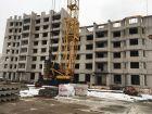 Ход строительства дома 62/2, №4 в ЖК Парк Горького - фото 5, Декабрь 2017