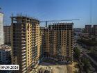 Ход строительства дома Литер 2 в ЖК Династия - фото 12, Сентябрь 2020