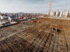 Жилой дом Кислород - ход строительства, фото 35, Март 2021