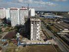 ЖК Левенцовский - ход строительства, фото 47, Сентябрь 2019