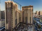 Ход строительства дома Литер 2 в ЖК Династия - фото 5, Декабрь 2020