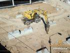 Ход строительства дома Литер 1 в ЖК Звезда Столицы - фото 36, Сентябрь 2019
