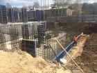 Ход строительства дома № 2 в ЖК Заречье - фото 23, Май 2021