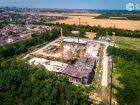 ЖК Открытие - ход строительства, фото 94, Июнь 2019