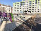 ЖК Янтарный - ход строительства, фото 3, Апрель 2019