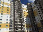 Ход строительства дома № 12 в ЖК На Победной - фото 7, Май 2015
