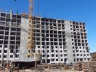 Ход строительства дома 60/1 в ЖК Москва Град - фото 87, Май 2017