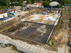 Ход строительства дома № 1 первый пусковой комплекс в ЖК Маяковский Парк - фото 94, Август 2020