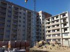 Ход строительства дома Секция 3 в ЖК Сиреневый квартал - фото 11, Ноябрь 2020