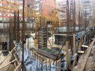 ЖК Крепостной вал - ход строительства, фото 59, Декабрь 2017