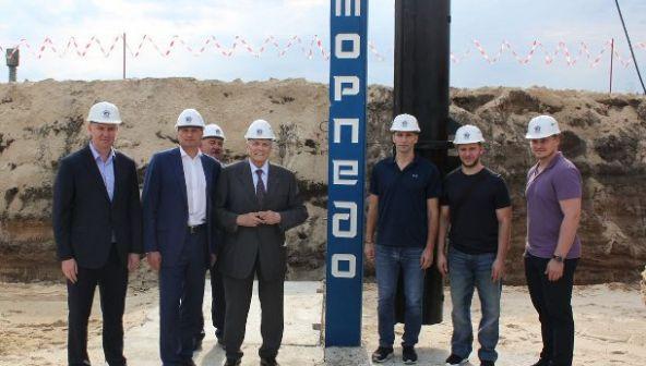 В Нижнем Новгороде дан старт строительству микрорайона «Торпедо»