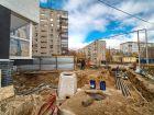 ЖК Каскад на Волжской - ход строительства, фото 3, Октябрь 2018