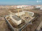 ЖК Открытие - ход строительства, фото 55, Январь 2020