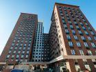 Комплекс апартаментов KM TOWER PLAZA (КМ ТАУЭР ПЛАЗА) - ход строительства, фото 7, Апрель 2021