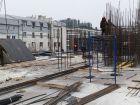 Клубный дом на Ярославской - ход строительства, фото 32, Ноябрь 2020