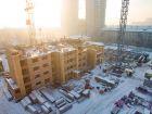 ЖК Вавиловский Дворик - ход строительства, фото 19, Декабрь 2019