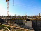 Ход строительства дома Литер 6 в ЖК Южный Берег - фото 23, Август 2019