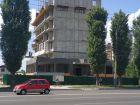 НЕБО на Ленинском, 215В - ход строительства, фото 45, Июнь 2019