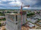 Ход строительства дома № 7 в ЖК Планетарий - фото 18, Июнь 2018