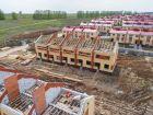 Ход строительства дома 3 типа в Микрогород Стрижи - фото 40, Май 2017