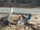 Ход строительства дома на участке № 214 в ЖК Солнечный город - фото 61, Апрель 2018