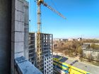 ЖК Каскад на Ленина - ход строительства, фото 116, Апрель 2019