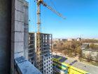 ЖК Каскад на Ленина - ход строительства, фото 605, Апрель 2019