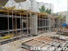 ЖК Волна - ход строительства, фото 53, Июнь 2019
