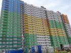 Ход строительства дома № 2 в ЖК Красная поляна - фото 43, Июнь 2016
