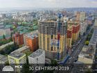 ЖК Максим Горький - ход строительства, фото 25, Сентябрь 2019