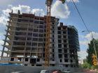 ЖК Гелиос - ход строительства, фото 49, Июнь 2019